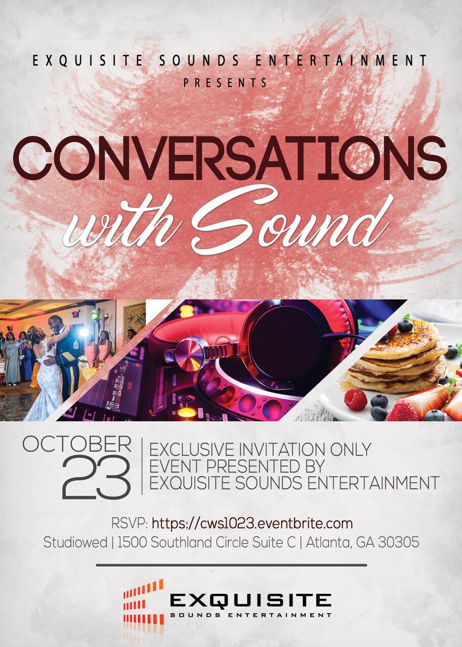 Conversations with Sound Event